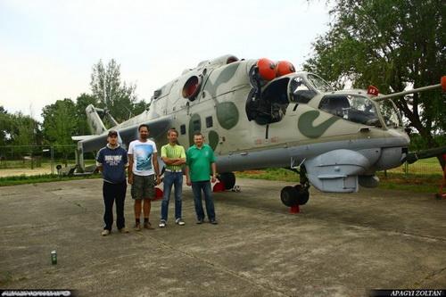 Berekfürdő - Mi-24