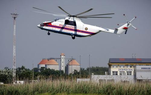 Mi-26 Debrecen