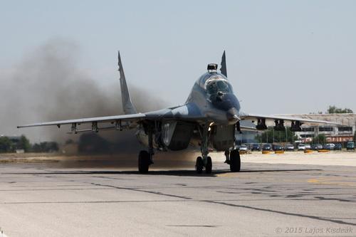 Bolgár MiG-29