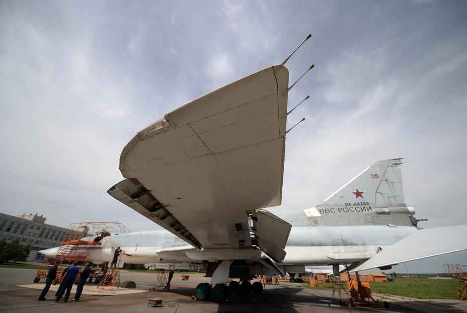 Tu-22M3 (Bachfire)